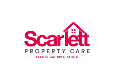 Scarlett Property Care Logo