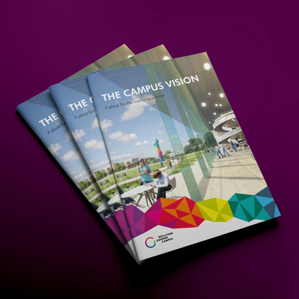 Brochures with Artwork
