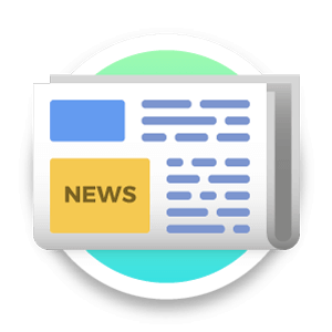 News Feed / Blog Icon