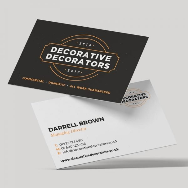 Business Card Printing Watford