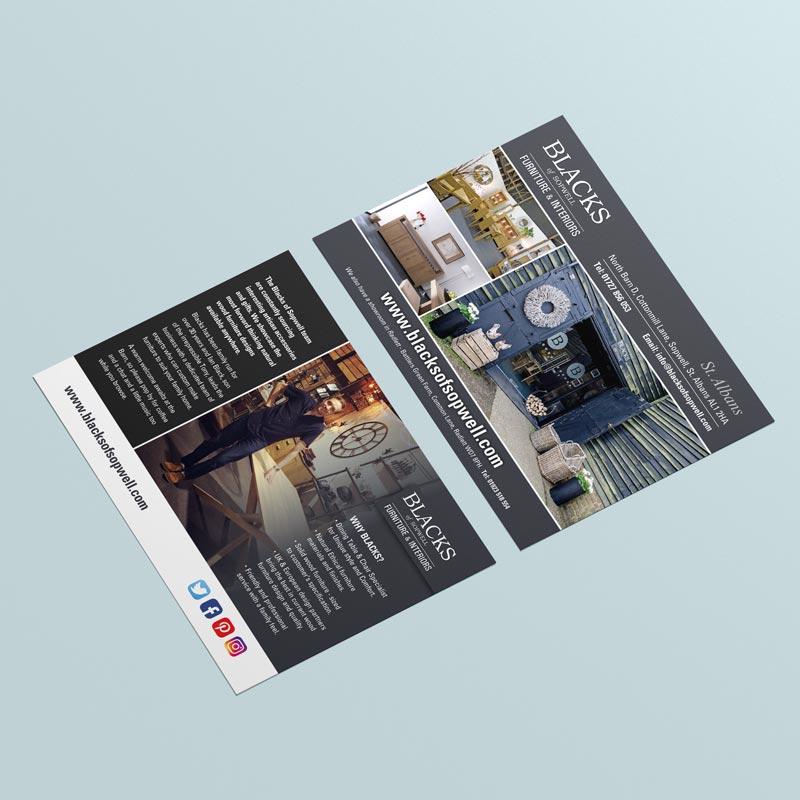 Thick Flyer Printing Watford