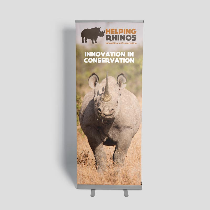 Roller Banner Stand Printing Watford